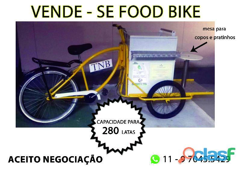 Vende se food bike
