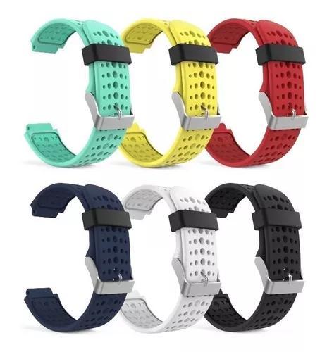 02 pulseiras garmin forerunner 235/220/230/620/630/735(nova)