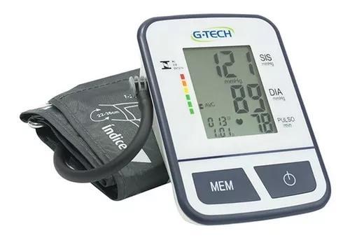 Aparelho de pressão digital de braço bsp11 g-tech