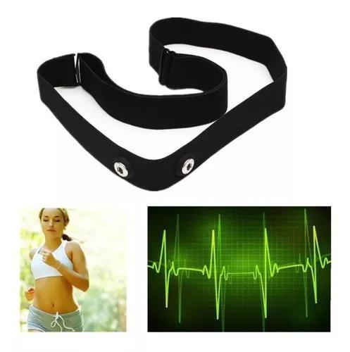 Cinta tira monitor cardíaco polar rcxs 5