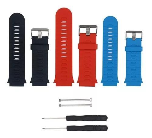 Combo 3x pulseiras p/ forerunner 920xt muito top