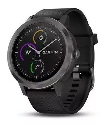 Garmin vivoactive 3 relógio com monitor cardíaco - retire