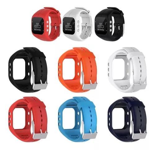 Kit 2x pulseiras p/ monitor polar a300 à pronta entrega