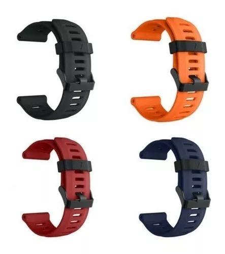Kit 4x pulseira garmin fenix 3 fenix3 hr fenix 5x -cores