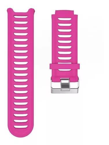Pulseira garmin forerunner 910xt pink linda top!!