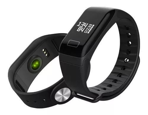 Pulseira monitor cardiaco pulseira relógio 696 original