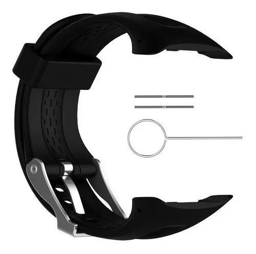 Pulseira silicone relógio garmin forerunner 10 / 15 pequeno