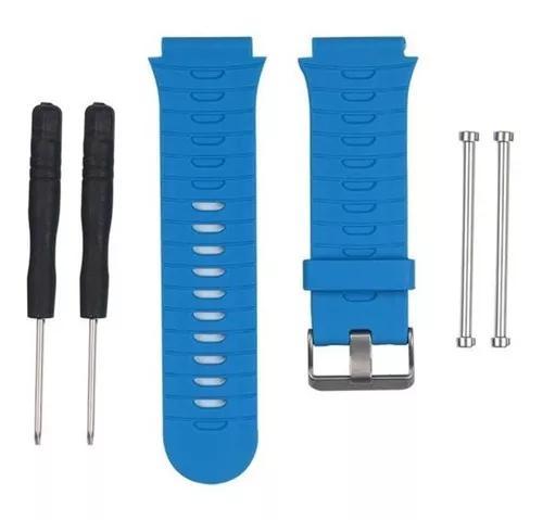 Pulseiras Garmin Forerunner 920xt Silicone Azul