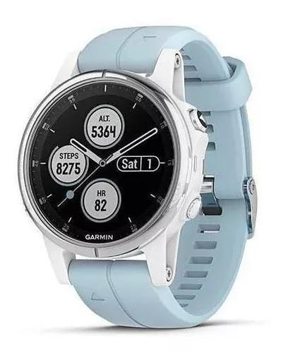 Relógio gps monitor cardíaco multiesporte garmin fênix 5s
