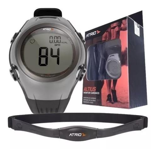 Relógio monitor cardíaco calorias multila altius atrio