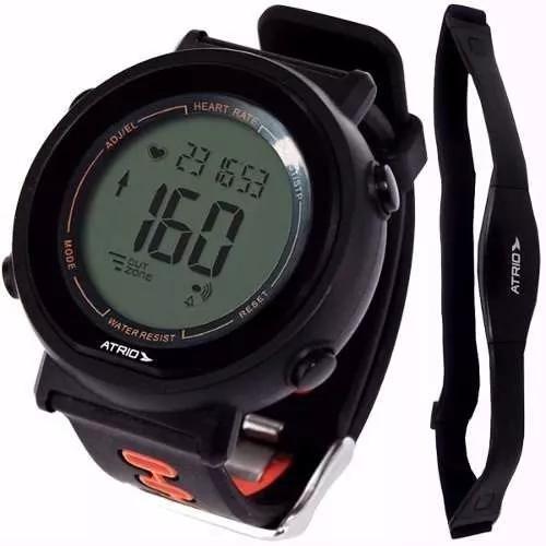 Relógio monitor cardíaco calorias multilaser fortius atrio
