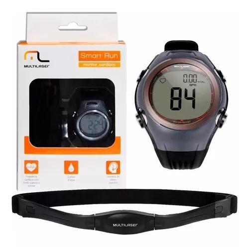 Relógio monitor cardíaco frequência multilaser atrio -