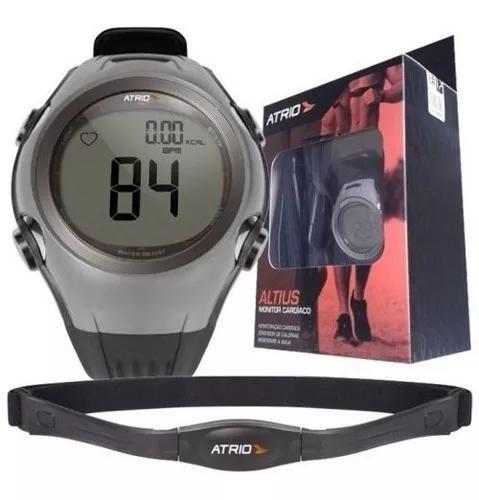 Relógio monitor cardíaco multilaser frequencímetro altius