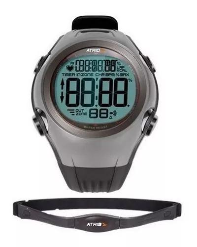 Relógio monitor cardíaco pressão arterial caloria corrida