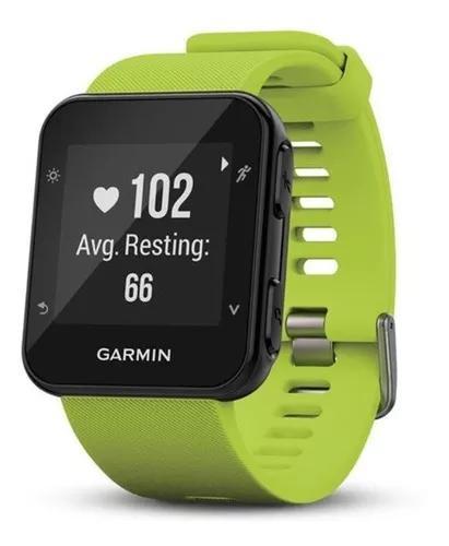 Relógio monitor cardiaco garmin gps forerunner 35
