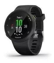 Relógio smartwatch garmin forerunner 45 + hrm