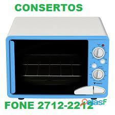 Assistência técnica de forno elétrico fone 2712 2212