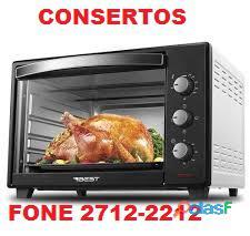 Conserto de forno elétrico philco fone 2712 2212