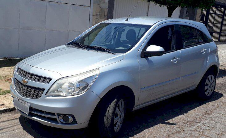 Chevrolet agile ltz 1.4 ano 2011