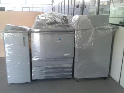 Copiadora impressora konica minolta c 5501