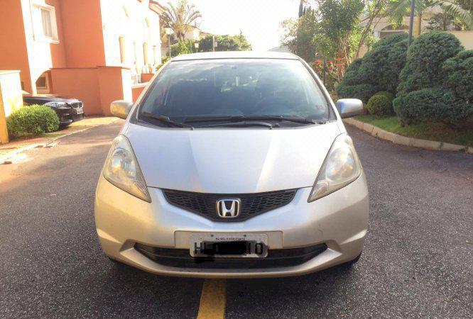 Honda fit lxl flex 1.4 ano 2011/2011 automático