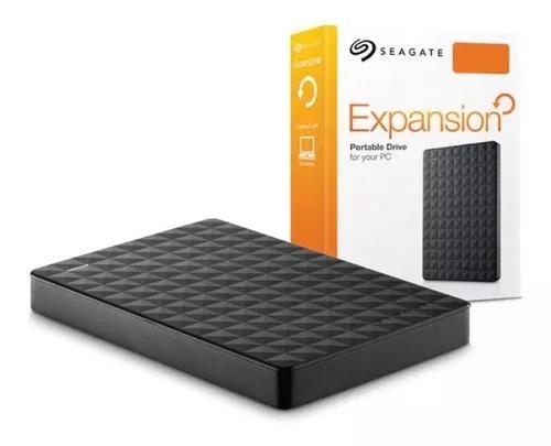 Hd externo seagate expansion 4tb portatil usb 3.0/ 2.0 ps4