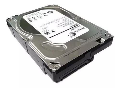 Hd seagate barracuda 2tb 64mb sata 3 6gb/s desktop pc dvr