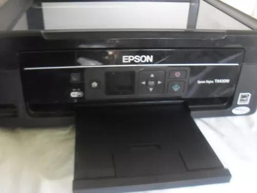 Impressora copiadora scanner epson tx430w conserto peças