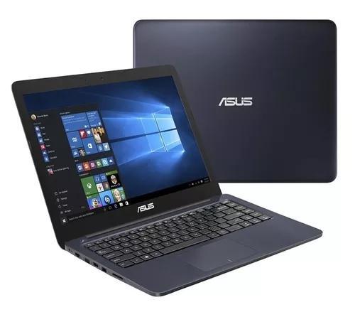 Notebook asus vivobook 11.6 4gb 32gb
