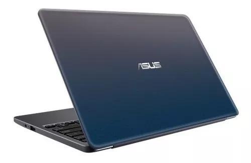Notebook asus vivobook e203 intel 32gb 4gb ram 100% original