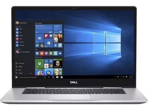 Notebook dell core i7 8ª 16gb hd 1tb ssd 128gb geforce 2gb