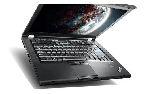 Notebook lenovo t420 core i5 4gb hd 320gb wind 7