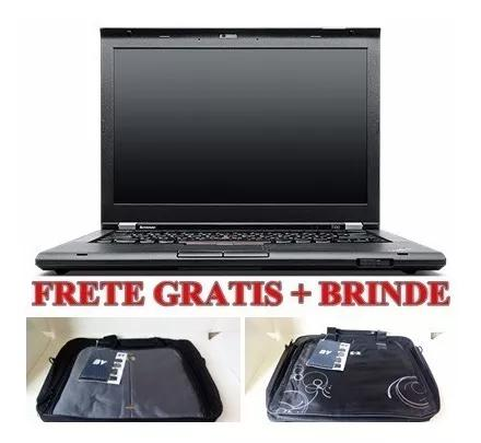 Promoção notebook lenovo thinkpad t430 core i5 4gb hd
