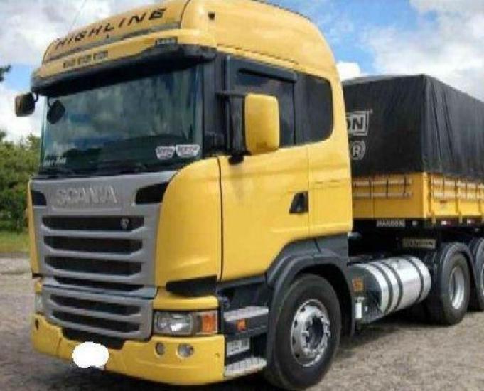 Scania R440 2014,ja agregado