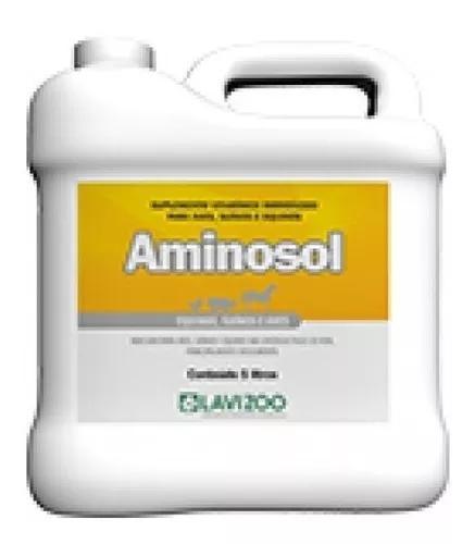 Aminosol gl 5 lts lavizoo (supl