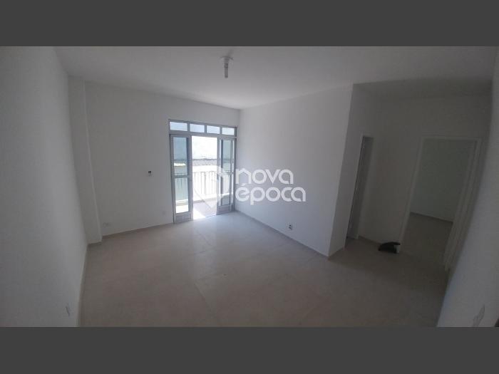 Braz de pina, 1 quarto, 1 vaga, 52 m² rua guaiba, braz de
