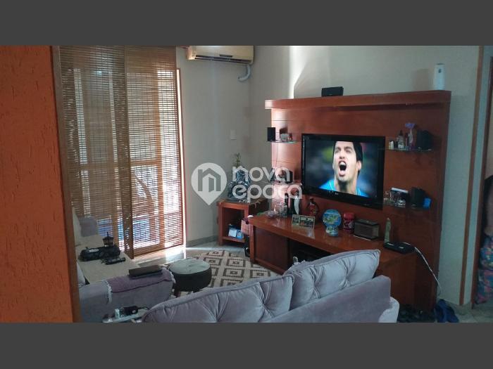 Cachambi, 2 quartos, 2 vagas, 104 m² rua basílio de brito,