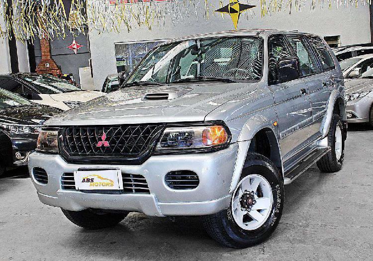 Mitsubishi pajero gls 3.0 v6 4p aut.