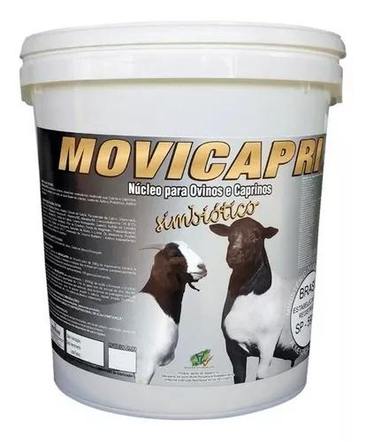 Movicapri 5 kg núcleo misturar na ração supl