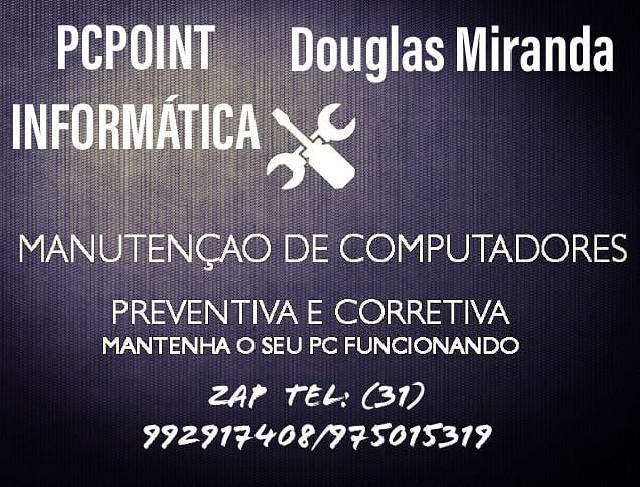 Pc point suporte em informática