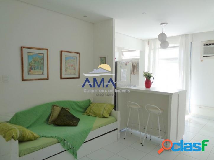 Apartamento 1 dormitório pitangueiras