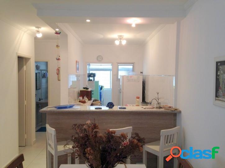 2 dormitórios Pitangueiras, reformado 2 quadras do Mar 1