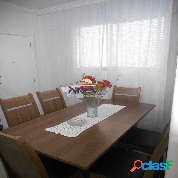 Apartamento de 1 dormitório Pitangueiras, reformado com vaga 2