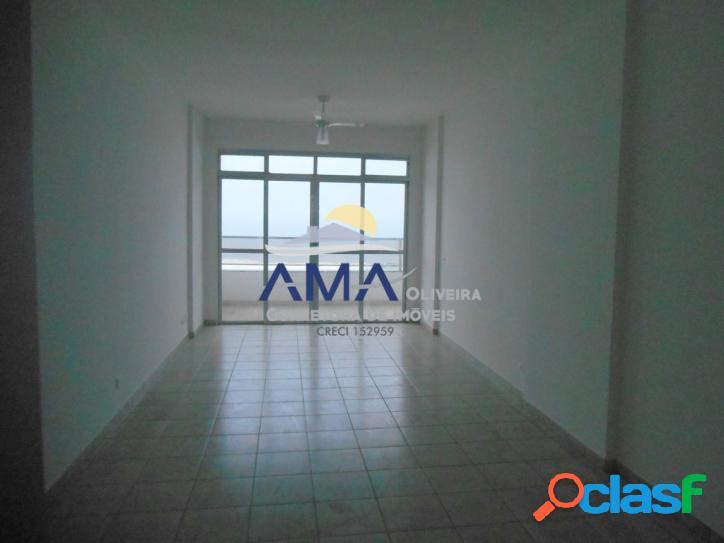 Locação anual frente ao mar pitangueiras, 2 dormitórios, 1 v
