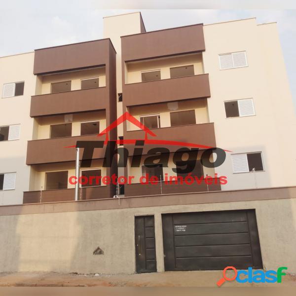 Apartamento com 2 dorms em uberlândia - santa mônica por 185 mil à venda