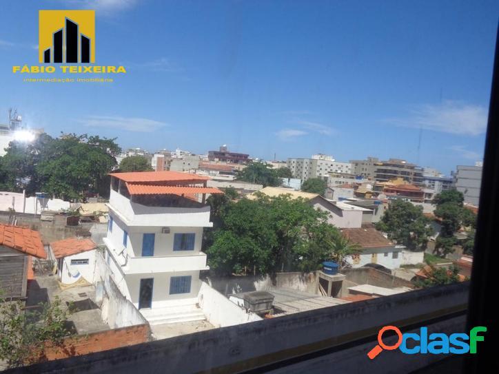 Apartamento com 1 dormitório à venda, 65 m² por R$ 365.000 - Centro - Cabo Frio/RJ 2