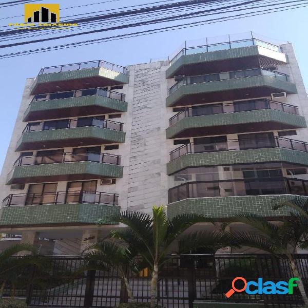 Cobertura com 2 dormitórios à venda, 100 m² por r$ 730.000 - algodoal - cabo frio/rj