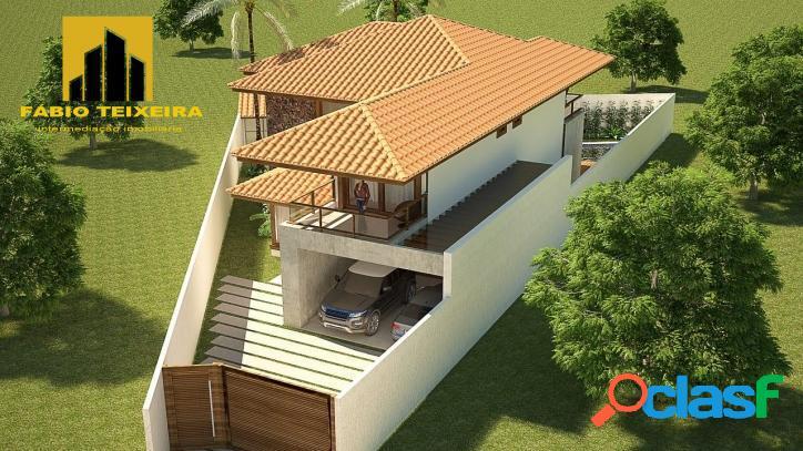 Terreno à venda, 384 m² por R$ 395.000 - Miguel Couto - Cabo Frio/RJ 1
