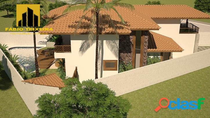 Terreno à venda, 384 m² por R$ 395.000 - Miguel Couto - Cabo Frio/RJ 2