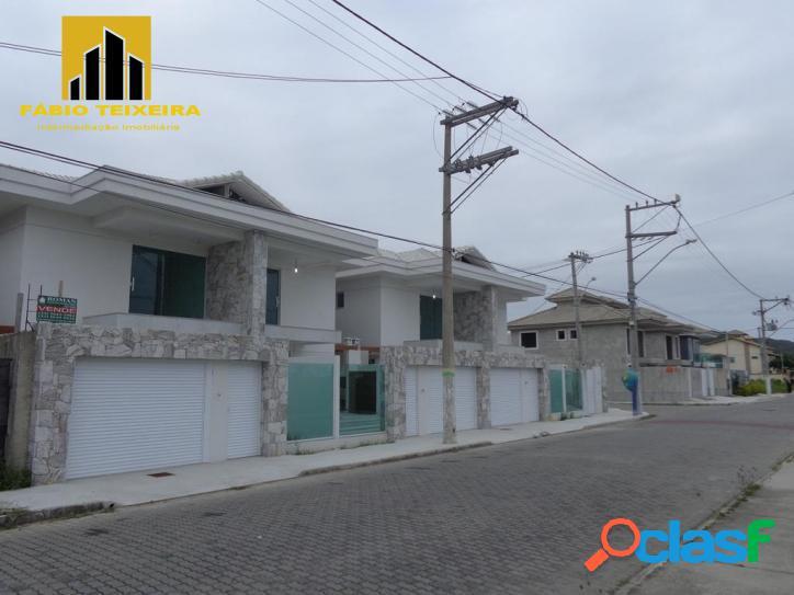 Casa à venda por R$ 790.000 - Novo Portinho - Cabo Frio/RJ 1